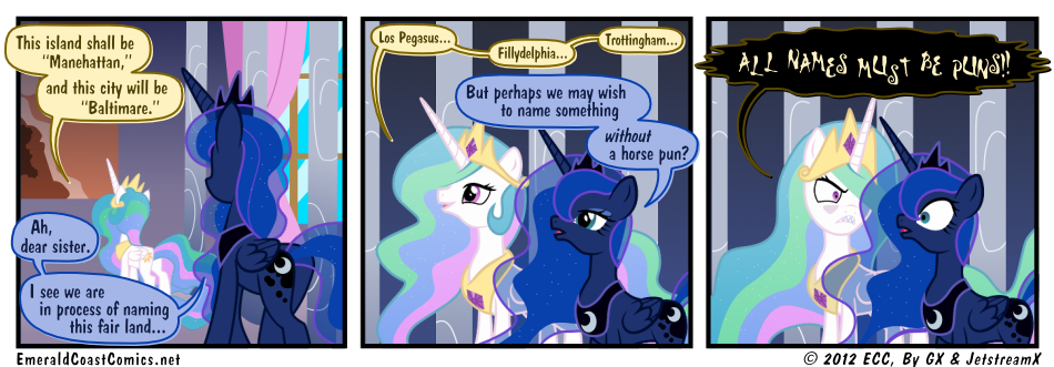 004 - Admittedly, Cloudsdale Is Pretty Clever